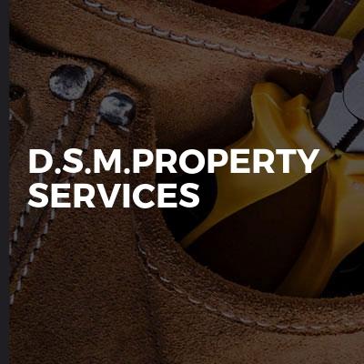D.S.M.property services