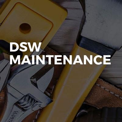 DsW Maintenance