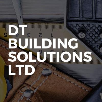 DT Building Solutions Ltd