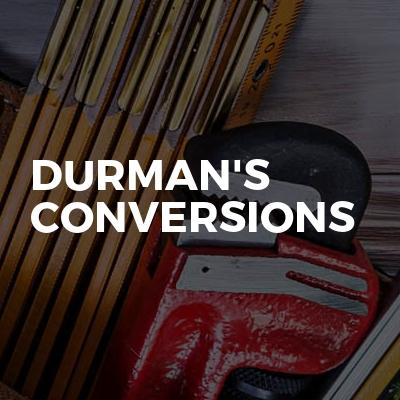 Durman's conversions