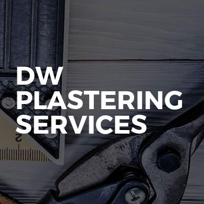 Dw Plastering Services