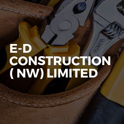ED Construction Nw Limited