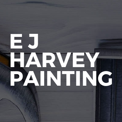 E J Harvey Painting