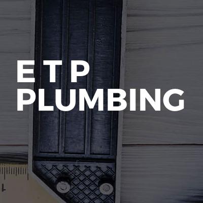 E T P Plumbing