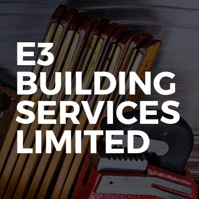E3 building services limited