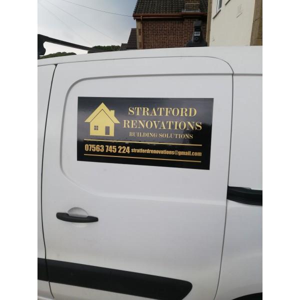 Stratford Renovation