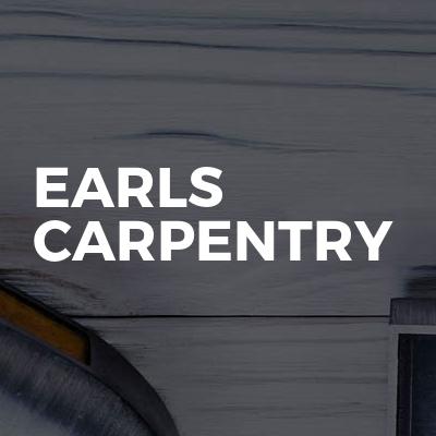 Earls Carpentry