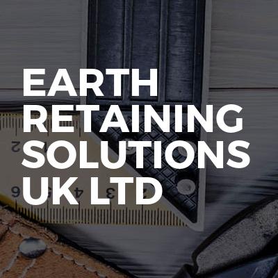 Earth Retaining Solutions UK Ltd