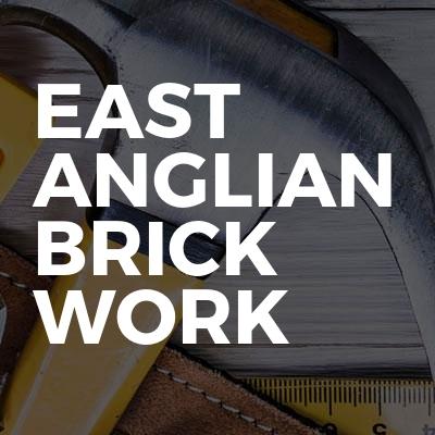 East Anglian Brick Work