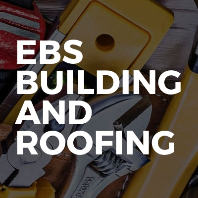 EBS BUILDING AND ROOFING