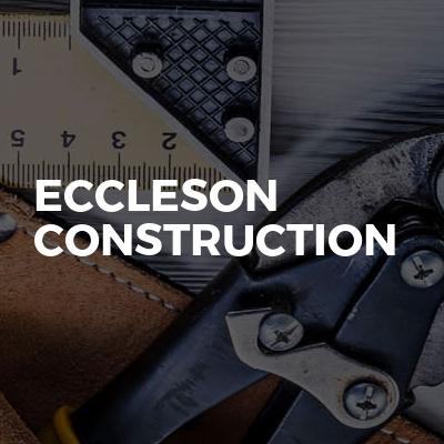 Eccleson Construction