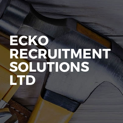 Ecko Recruitment Solutions Ltd