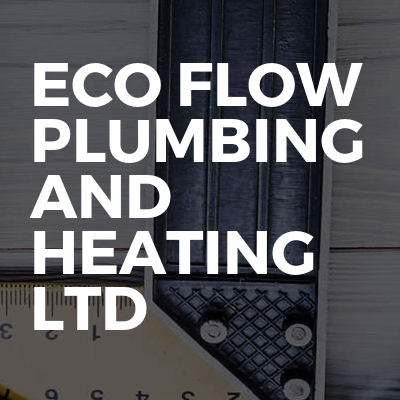 eco flow plumbing and heating ltd