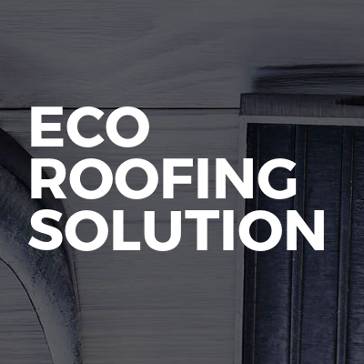 Eco roofing Solution