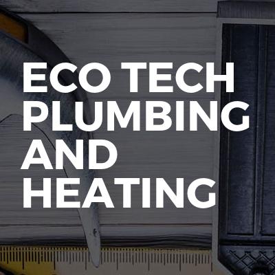 Eco Tech Plumbing and heating