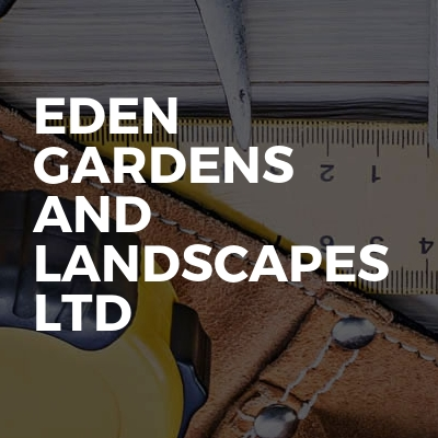 Eden Gardens And Landscapes Ltd