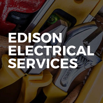 EDISON ELECTRICAL SERVICES