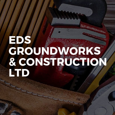 EDS Groundworks & construction Ltd