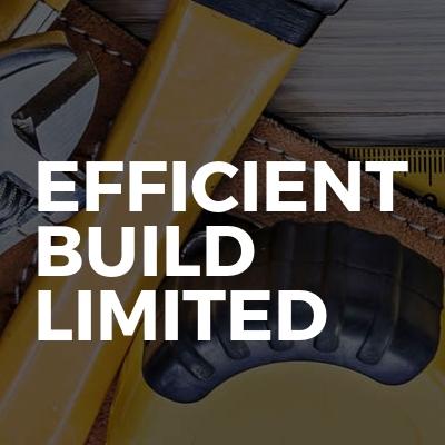 Efficient Build Limited