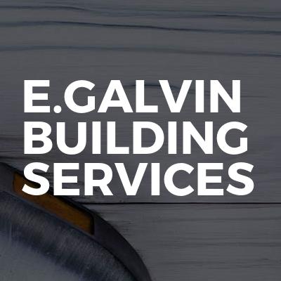 E.Galvin building services
