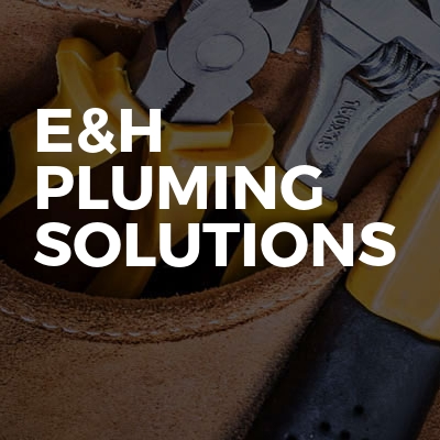 E&h pluming solutions