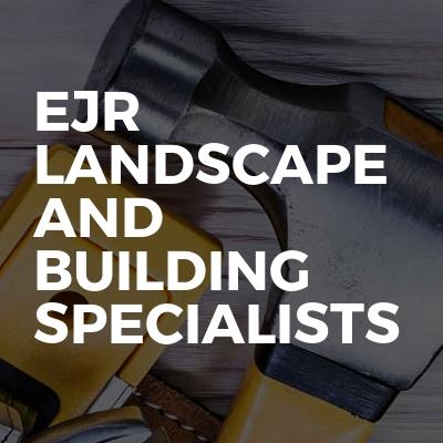 EJR Landscape And Building Specialists