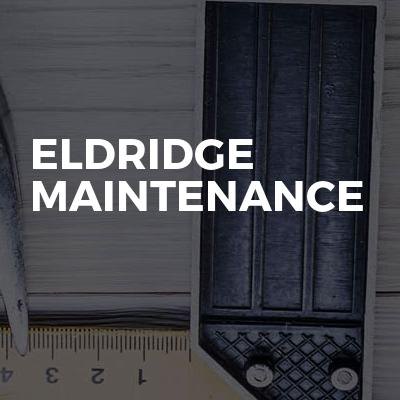 Eldridge maintenance