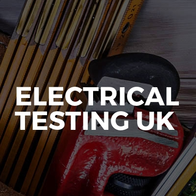 Electrical Testing UK