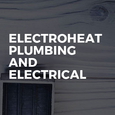 ElectroHeat Plumbing And Electrical