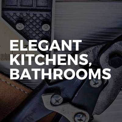 Elegant Kitchens, Bathrooms