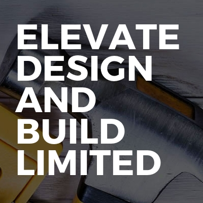Elevate design and build limited