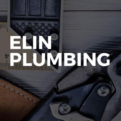 Elin plumbing