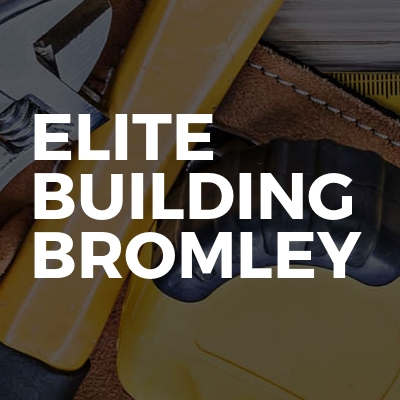 Elite Building Bromley