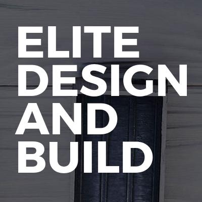 Elite design and build