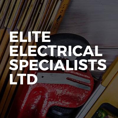Elite electrical specialists LTD