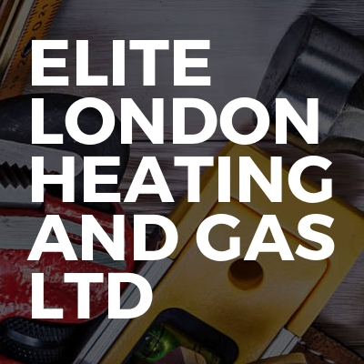 Elite London heating and Gas Ltd