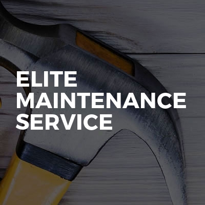 Elite maintenance service