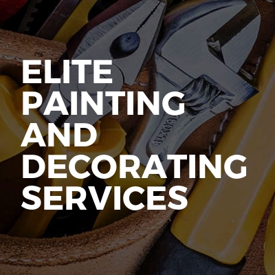 Elite Painting And Decorating Services
