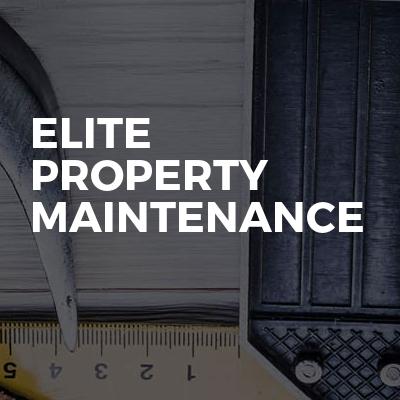 Elite property maintenance