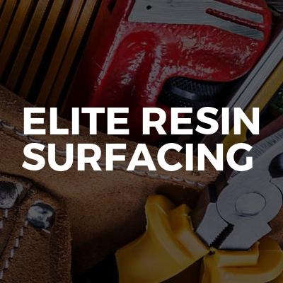 ELITE RESIN SURFACING