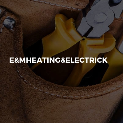 E&MHeating&electrick