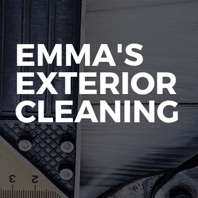 Emma's Exterior Cleaning