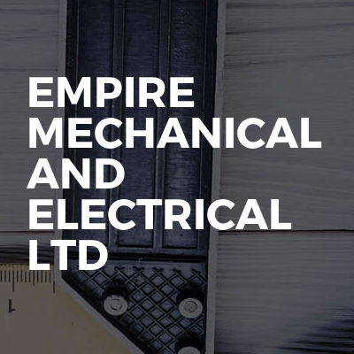 Empire Mechanical And Electrical Ltd