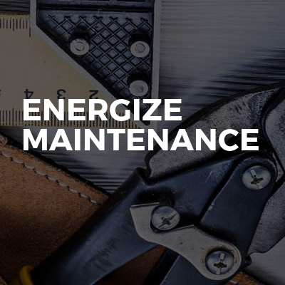 Energize Maintenance