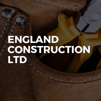 England Construction Ltd