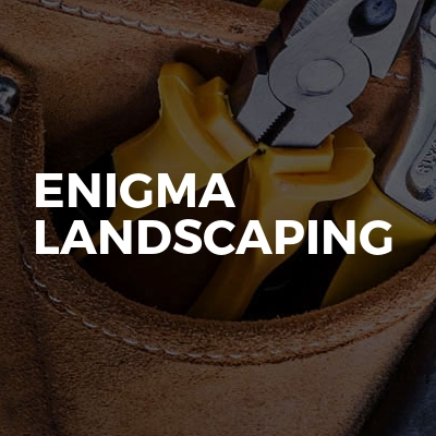 Enigma Landscaping