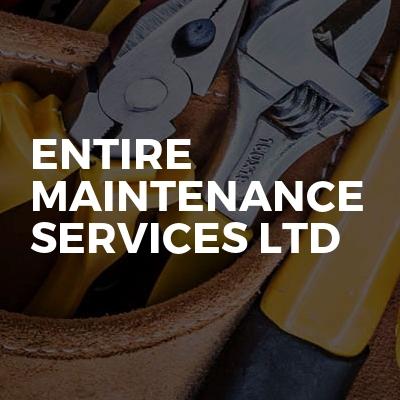 Entire Maintenance Services Ltd
