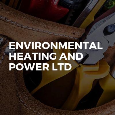 Environmental Heating and Power ltd