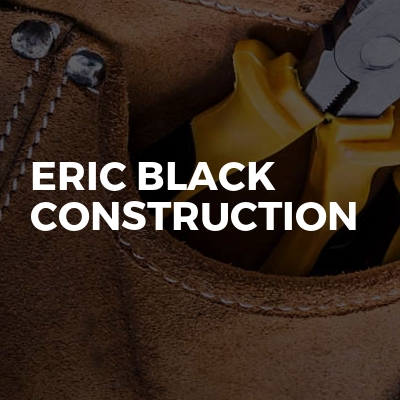 Eric black construction