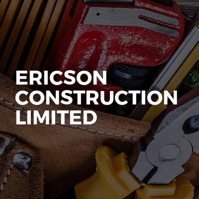 Ericson Construction Limited